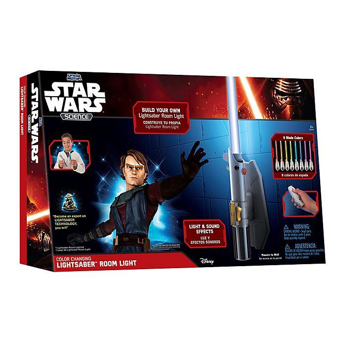 Alternate image 1 for Star Wars™ Science Color Changing Lightsaber Room Light