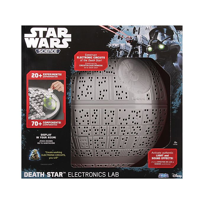 Alternate image 1 for Star Wars™ Science Death Star Electronics Lab