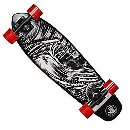 Body Glove® Solitude 27-Inch Cruiser Skateboard in Black