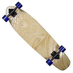Body Glove® Laser-Etched Laser Wave 34-Inch Longboard
