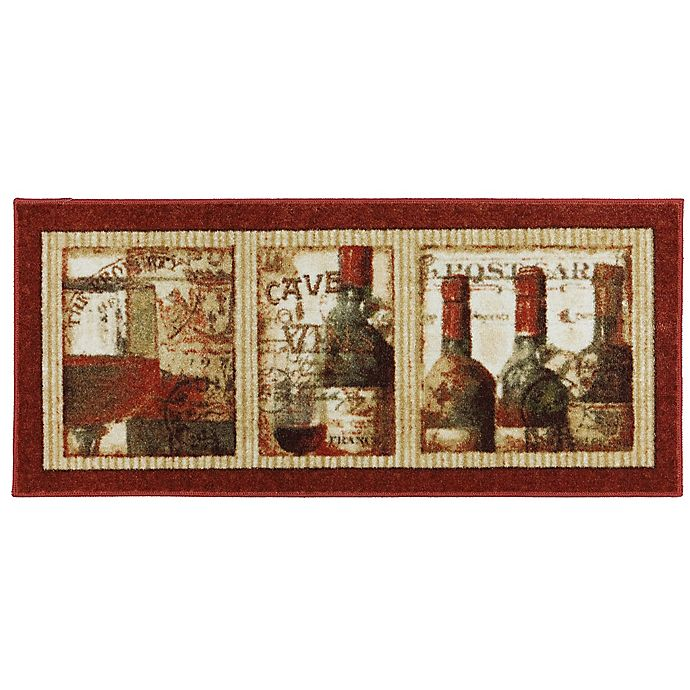Alternate image 1 for Mohawk Home French Cellar 1-Foot 8-Inch x 3-Foot 9-Inch Multicolor Accent Rug