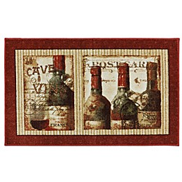 Mohawk Home French Cellar 2-Foot 6-Inch x 4-Foot Multicolor Accent Rug