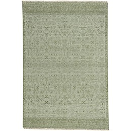 Capel Rugs Barrier Area Rug in Thyme