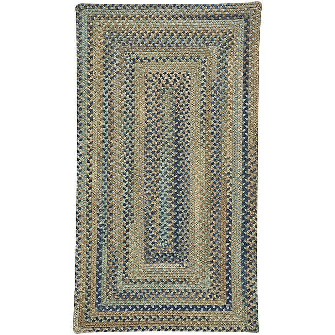 Alternate image 1 for Capel Rugs Tooele Braided Rug