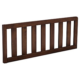 Simmons Kids® Tivoli Toddler Guard Rail in Antique Chestnut