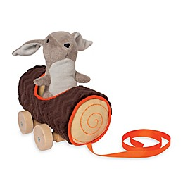 Manhattan Toy® Camp Acorn Bunny Pull-Along Toy