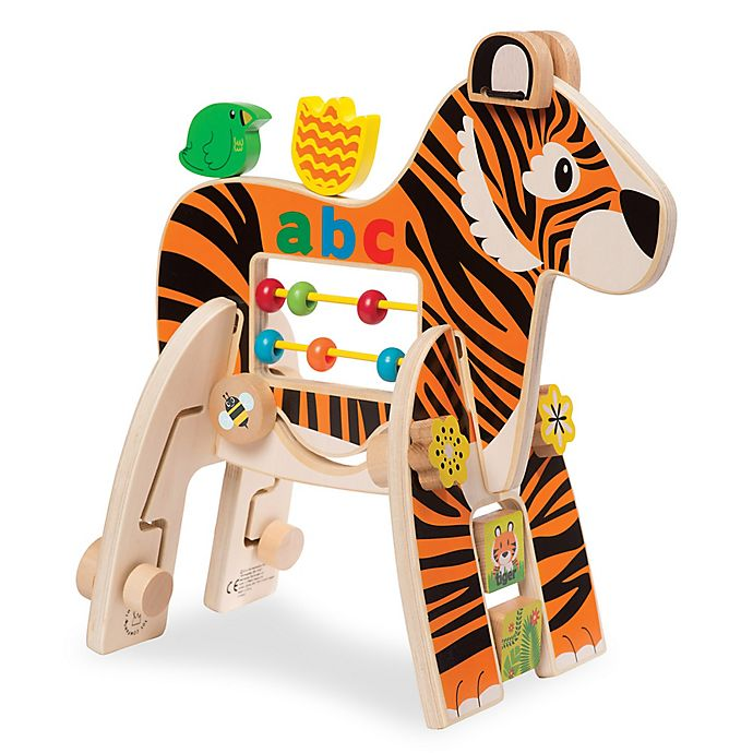 Alternate image 1 for Manhattan Toy® Tiger Activity Center