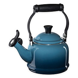 Le Creuset® Demi 1.25 qt. Whistling Tea Kettle