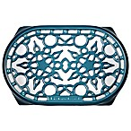 Le Creuset® Deluxe 10.5-Inch x 6.75-Inch Oval Trivet in Marine