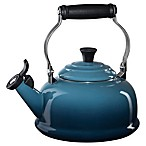 Le Creuset® 1.7 qt. Whistling Tea Kettle in Marine