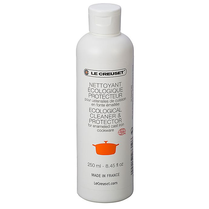 Alternate image 1 for Le Creuset 8.45 oz. Cast Iron Cookware Cleaner and Protector