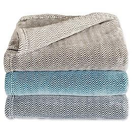 Great Bay Home Landon Courte Oversize Plus Throw Blanket