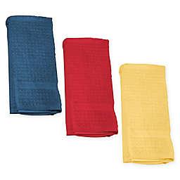 Design Imports Waffle Kitchen Towels (Set of 4)
