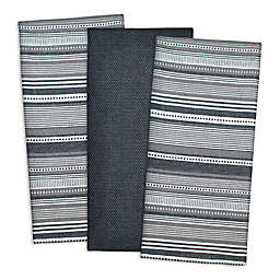 Black Kitchen Towels | Bed Bath & Beyond