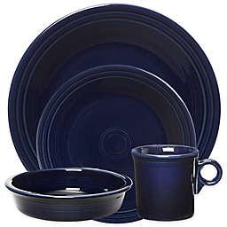 Fiesta® 4-Piece Place Setting in Cobalt Blue