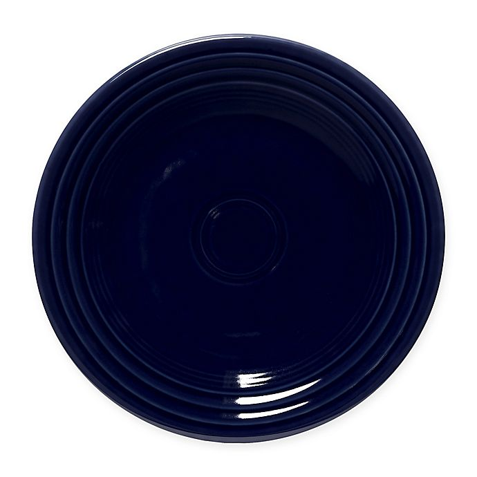 Alternate image 1 for Fiesta® Luncheon Plate in Cobalt Blue