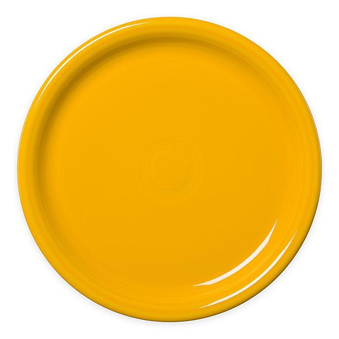 Alternate image 1 for Fiesta® Bistro Dinner Plate in Daffodil