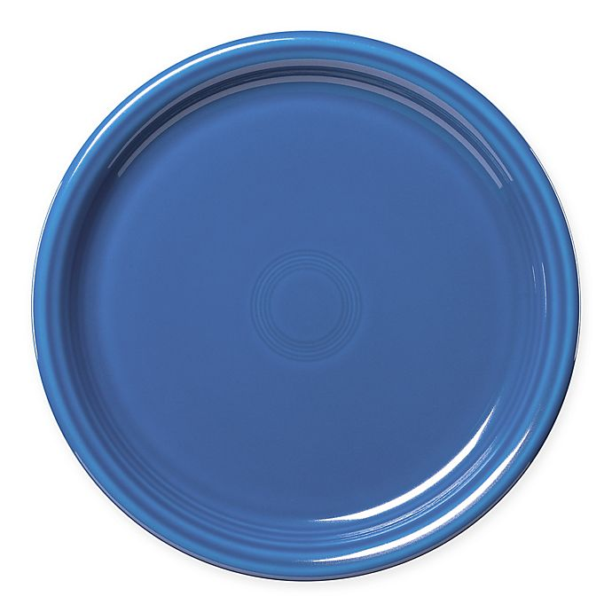 Alternate image 1 for Fiesta® Bistro Dinner Plate in Lapis