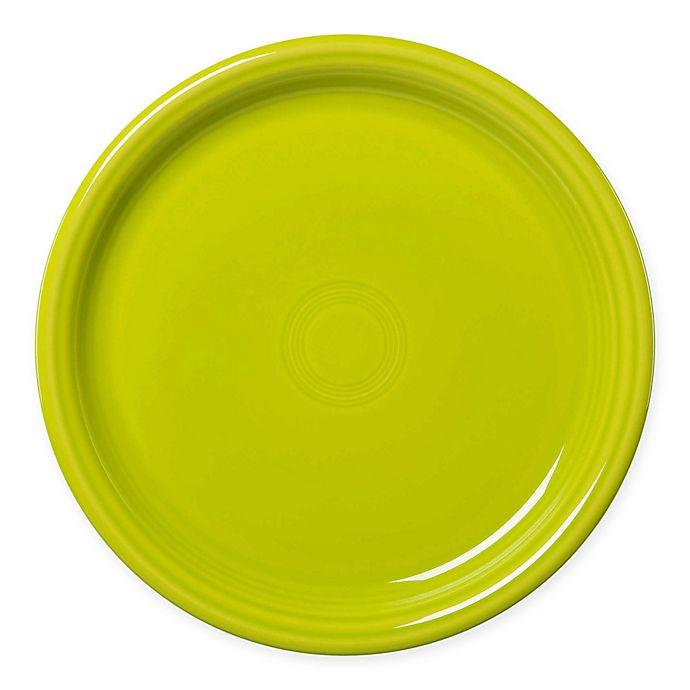 Alternate image 1 for Fiesta® Bistro Dinner Plate in Lemongrass
