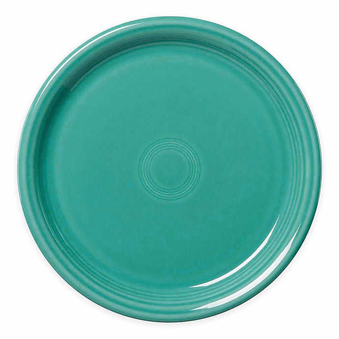 Alternate image 1 for Fiesta® Bistro Dinner Plate in Turquoise