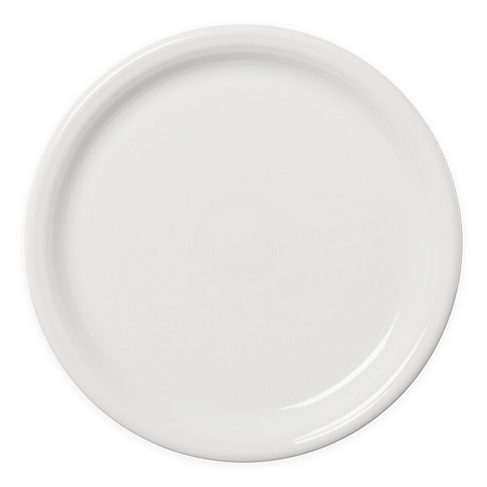 Alternate image 1 for Fiesta® Bistro Dinner Plate in White