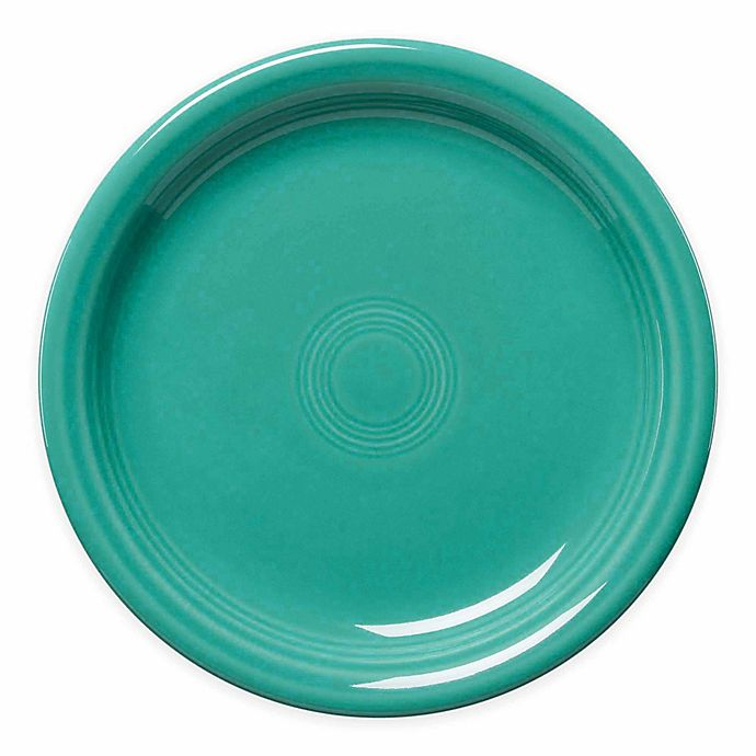 Alternate image 1 for Fiesta® Bistro Salad Plate in Turquoise