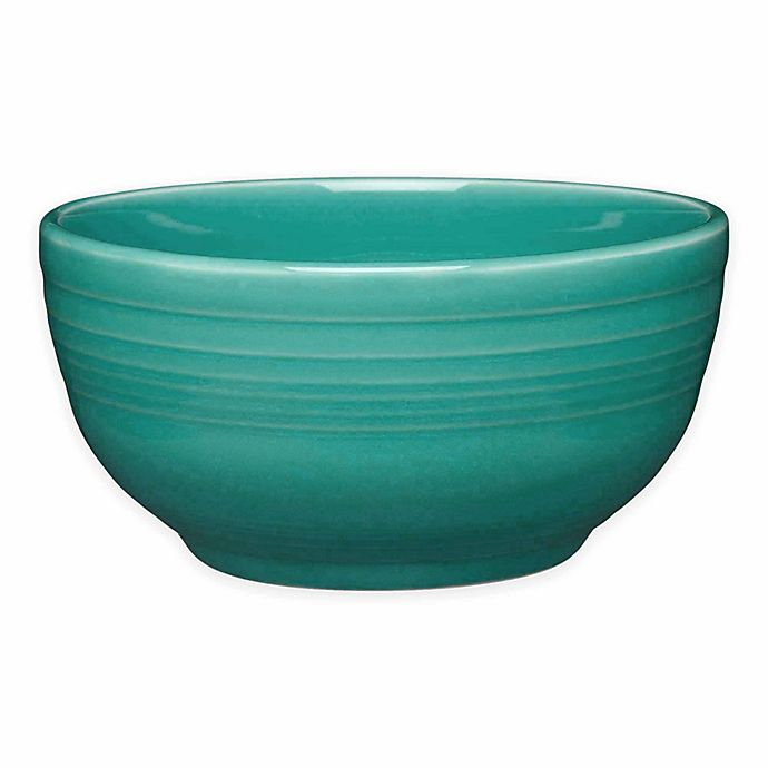 Alternate image 1 for Fiesta® Small Bistro Bowl in Turquoise