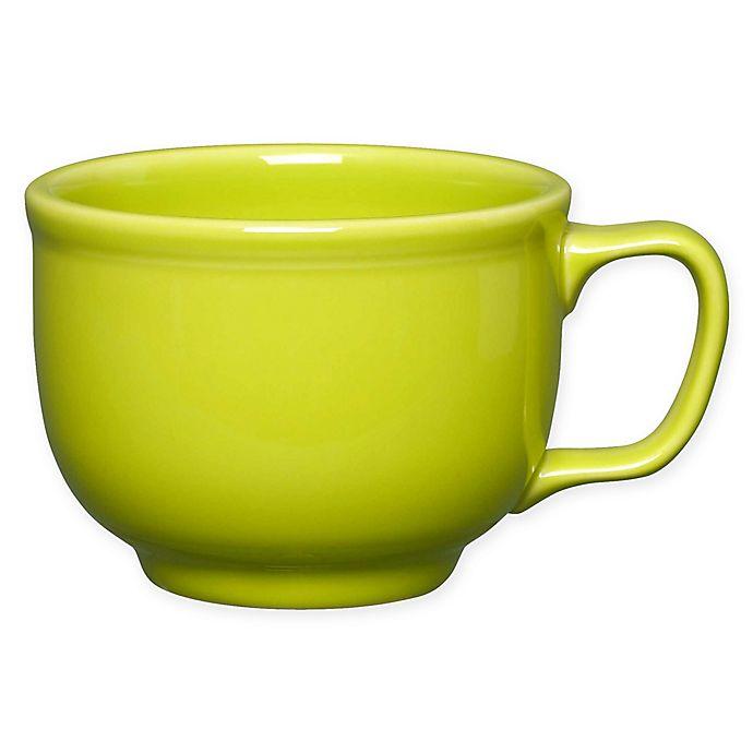 Alternate image 1 for Fiesta® Jumbo Cup in Lemongrass