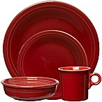 Fiesta® 4-Piece Place Setting in Scarlet