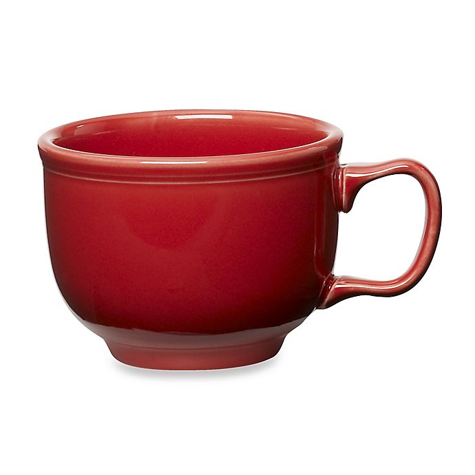Alternate image 1 for Fiesta® Jumbo Cup in Scarlet