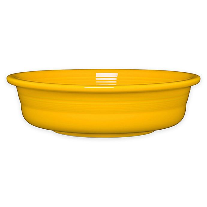 Alternate image 1 for Fiesta® 2 qt. Serving Bowl in Daffodil