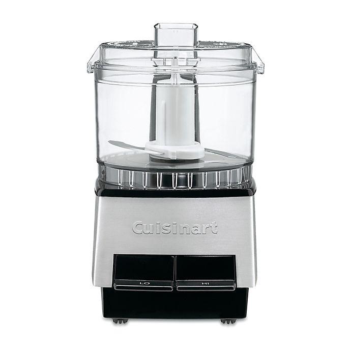 Alternate image 1 for Cuisinart® Mini Prep® Food Processor in Stainless Steel