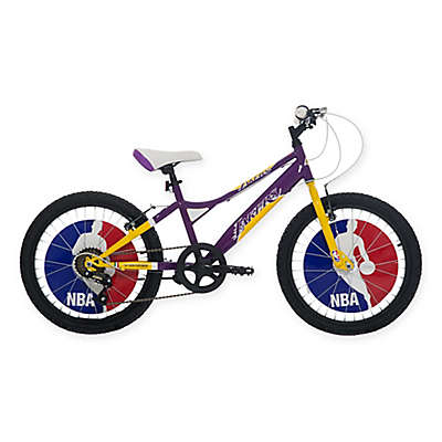 NBA 20-Inch Kids Mountain Bike