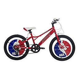 NBA Chicago Bulls 20-Inch Kids Mountain Bike in Red/Black