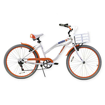 NBA 26-Inch 7-Speed Beach Cruiser Bicycle Collection