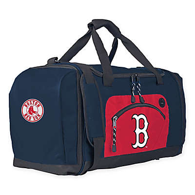 "MLB Boston Red Sox ""Roadblock"" Duffel Bag by The Northwest in Black"