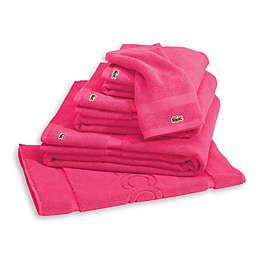 Lacoste Court Bath Towel Collection