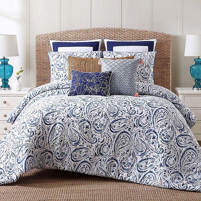 Alternate image 1 for Indienne Paisley Comforter Set