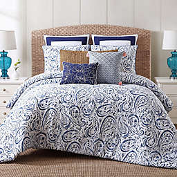 Indienne Paisley Twin XL Cotton Comforter Set