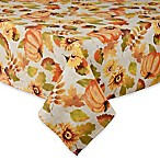 Harvest Medley 60-Inch x 102-Inch Oblong Tablecloth