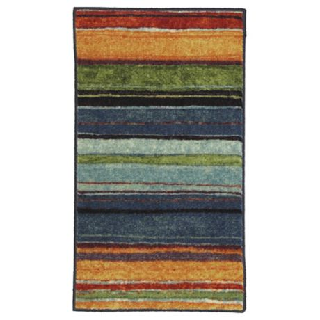 Mohawk 174 Rainbow Multicolor Rug Bed Bath Amp Beyond