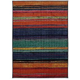 Mohawk Rainbow 5-Foot x 8-Foot Area Rug in Kaleidoscope