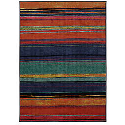 Mohawk Rainbow 5-Foot x 8-Foot Area Rug in Kaleidoscope