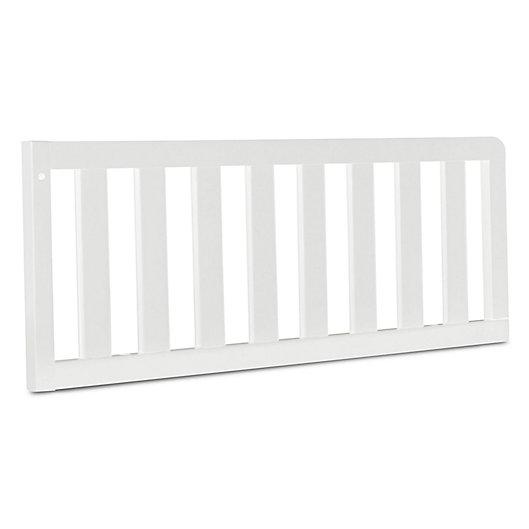 Alternate image 1 for Simmons Kids® Peyton Toddler Guard Rail in Antique White