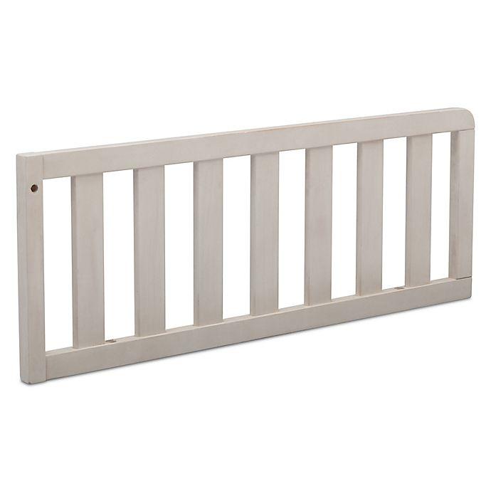 Alternate image 1 for Simmons Kids® Tivoli Toddler Guard Rail in Antique White