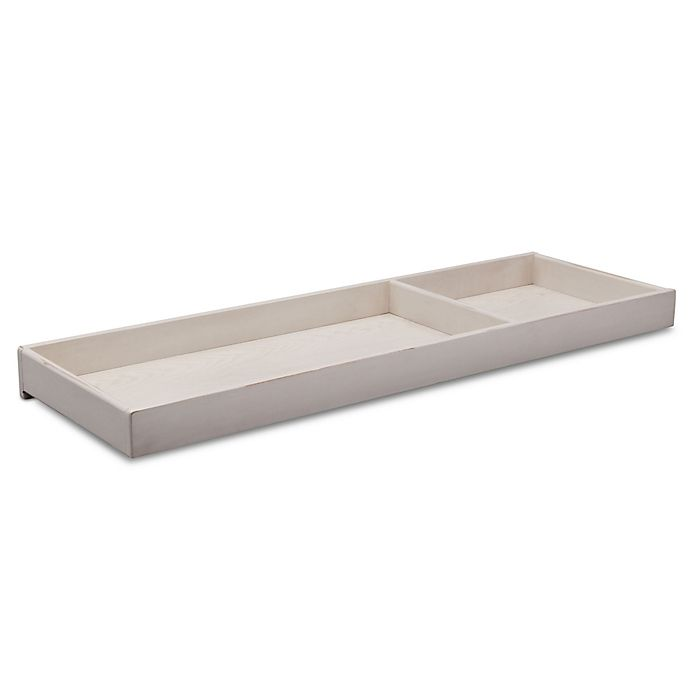 Alternate image 1 for Simmons Kids® Ravello Changing Tray in Antique White