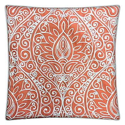 Whitney Square Throw Pillow (Set of 2)