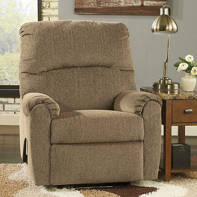 Miraculous Flash Furniture Chenille Wall Hugger Recliner Bed Bath Dailytribune Chair Design For Home Dailytribuneorg