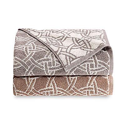 Natori Dynasty Medallion Bath Towel Collection