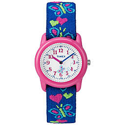Timex® Time Machines Children's 29mm Butterfly Watch in Pink